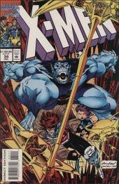 X-Men Vol.2 (Marvel comics - 1991) -34- Life and consequences
