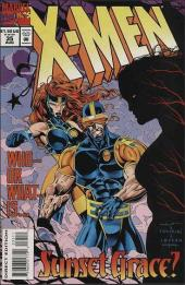 X-Men (1991) -35- Sunset grace