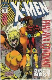 X-Men Vol.2 (Marvel comics - 1991) -36- Phalanx convenant generation next part 2 : drop the leash