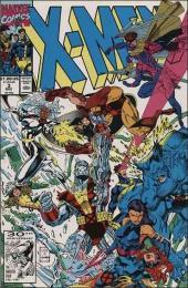 X-Men (1991) -3- Fallout