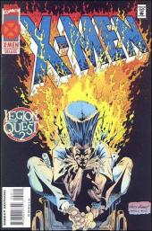 X-Men (1991) -40- Legion quest part 2 : the killing time