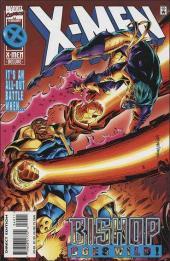 X-Men Vol.2 (Marvel comics - 1991) -49- Eyes of a new-york woman