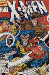 X-Men (1991) -4- The resurrection and the flesh