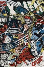 X-Men Vol.2 (Marvel comics - 1991) -5- Blowback