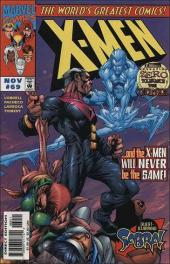X-Men (1991) -69- Last exit