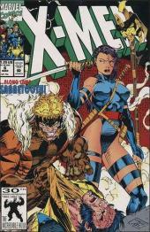 X-Men Vol.2 (Marvel comics - 1991) -6- Farther still