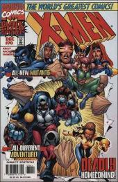 X-Men Vol.2 (Marvel comics - 1991) -70- Home coming
