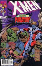 X-Men (1991) -74- Rituals