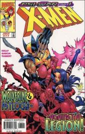 X-Men (1991) -77- Psy-war : stormfront part 1