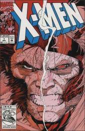 X-Men Vol.2 (Marvel comics - 1991) -7- Inside..out