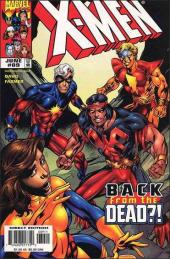 X-Men Vol.2 (Marvel comics - 1991) -89- Yesterday's news