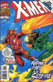 X-Men Vol.2 (Marvel comics - 1991) -94- Hidden lives part 2 : pandora's box