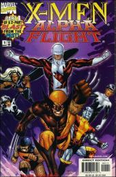 X-Men/Alpha Flight (1998) -1- Survivors