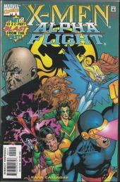 X-Men/Alpha Flight (1998) -2- Should old acquaintance be forgot