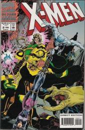 X-Men Vol.2 (Marvel comics - 1991) -AN1993- A blue slice of heaven / beast foot forward