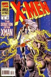 X-Men Vol.2 (Marvel comics - 1991) -AN1994- Heart & soul / a moment of silence