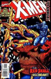X-Men (1991) -AN1999- Metal works