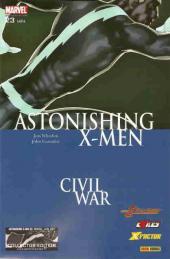 Astonishing X-Men (kiosque) -23EC- Prise de tête