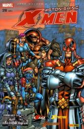 Astonishing X-Men (kiosque) -26- Les derniers jours de Camelot