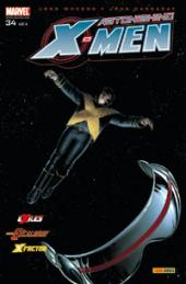 Astonishing X-Men (kiosque) -34- Le jeu commence !