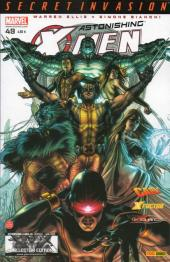 Astonishing X-Men (kiosque) -49- Secret invasion