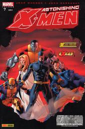 Astonishing X-Men (kiosque) -7- Lune Noire