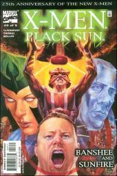 X-Men: Black Sun (2000) -3- Third spell : bare claws