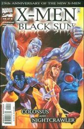 X-Men: Black Sun (2000) -4- Fourth spell : light the fire