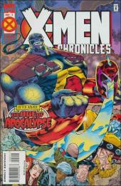 X-Men Chronicles (1995) -2- Shattered dreams