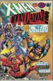 X-Men: ClanDestine (1996) -1- Dreams of darkest destiny