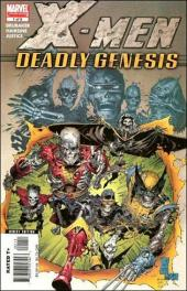 X-Men: Deadly Genesis (2006) -1- Book 1
