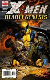 X-Men: Deadly Genesis (2006) -3- Book 3