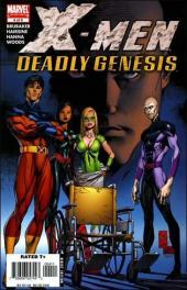 X-Men: Deadly Genesis (2006) -4- Book 4