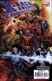X-Men: Emperor Vulcan (2007) -3- Emperor Vulcan part 3