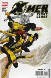 X-Men: First class (2006) -1- X-Men 101