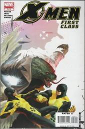X-Men: First class (2006) -2- The bird, the beast and the lizard