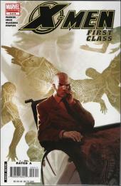 X-Men: First class (2006) -3- A life of the mind
