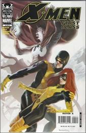 X-Men: First class (2006) -4- Seeing red