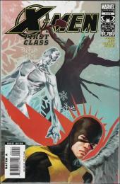 X-Men: First class (2006) -5- The littlest frost giant