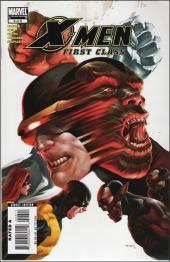 X-Men: First class (2006) -6- The S-Men