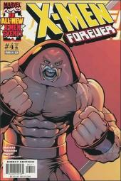 X-Men Forever (2001) -4- The age of innocence