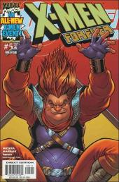 X-Men Forever (2001) -5- Iceman - present and accounted for