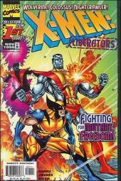 X-Men: Liberators (1998) -1- Book one : old friends