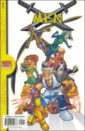 Marvel Mangaverse: X-Men (2002) - X-men : equinoxe