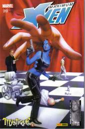 X-Men (Maximum) -20- Mystique 11