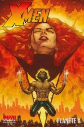 X-Men (New) (Marvel Deluxe) -3- Planète X