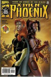 X-Men: Phoenix (1999) -2- Askani rising part 2 : contagion