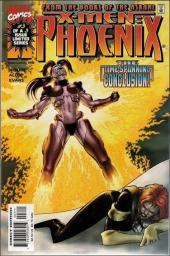 X-Men: Phoenix (1999) -3- Askani rising part 3 : sacrifice