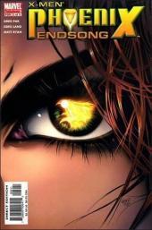 X-Men: Phoenix Endsong (2005) -5- Phoenix endsong part 5