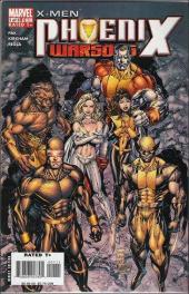 X-Men: Phoenix Warsong (2006) -1- Phoenix warsong part 1